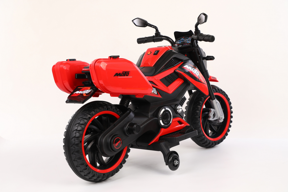 Motocicleta electrica 12V Nichiduta Moto Red - 3