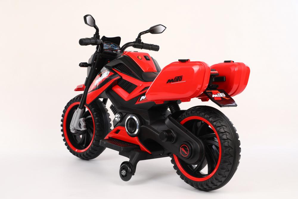 Motocicleta electrica 12V Nichiduta Moto Red - 4