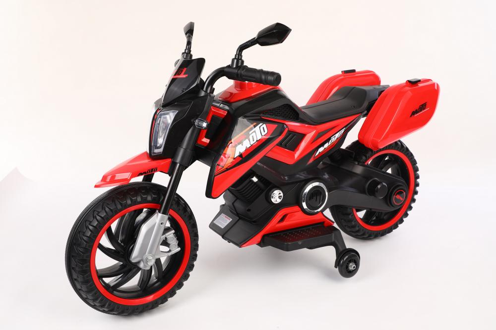 Motocicleta electrica 12V Nichiduta Moto Red - 5