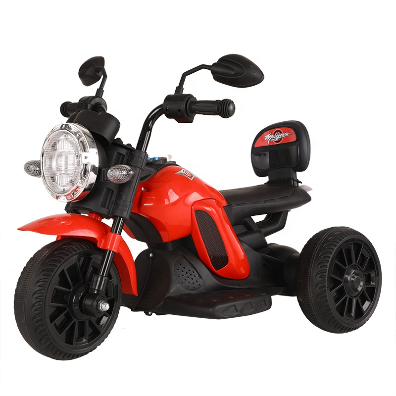 Motocicleta electrica Nichiduta Magma Red