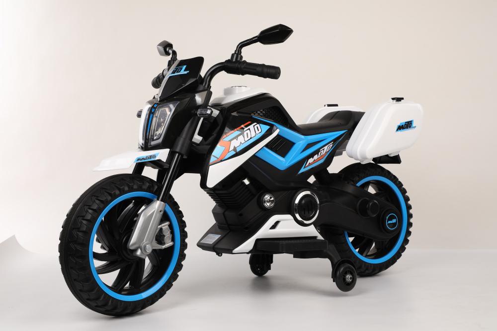 Motocicleta electrica 12V Nichiduta Moto White - 12