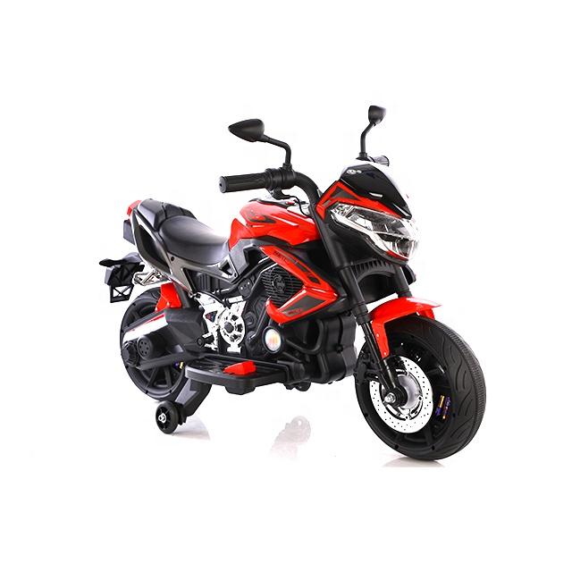 Motocicleta electrica cu doua motoare Nichiduta Moto Speed Red