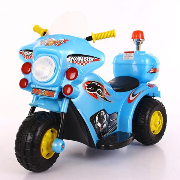 Motor 6V albastru 991