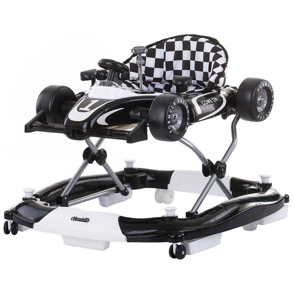 CHIPOLINO Premergator Chipolino Racer 4 in 1 black white
