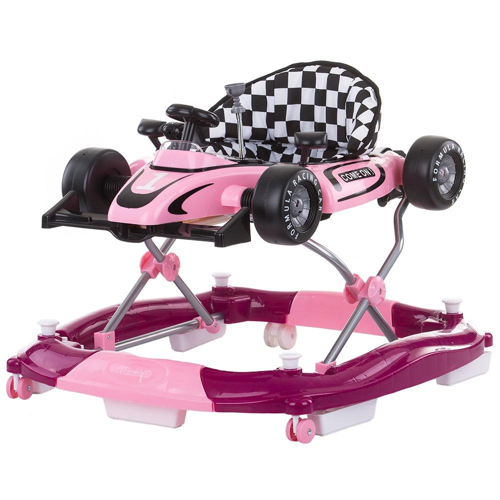 CHIPOLINO Premergator Chipolino Racer 4 in 1 pink