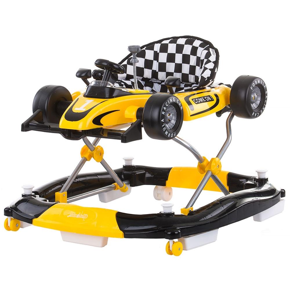 CHIPOLINO Premergator Chipolino Racer 4 in 1 yellow