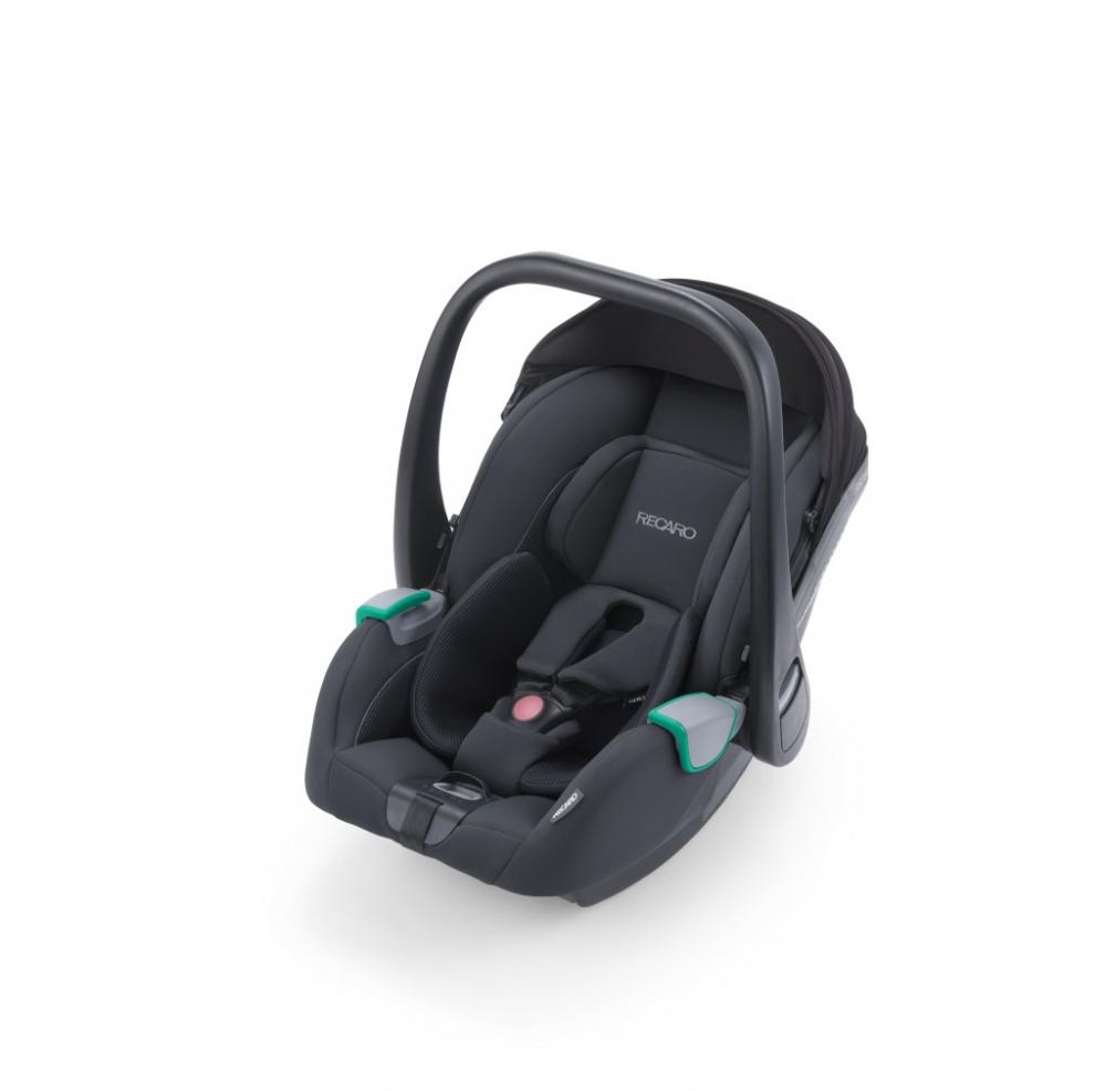 RECARO Scaun auto i-Size Recaro Avan Select Night Black