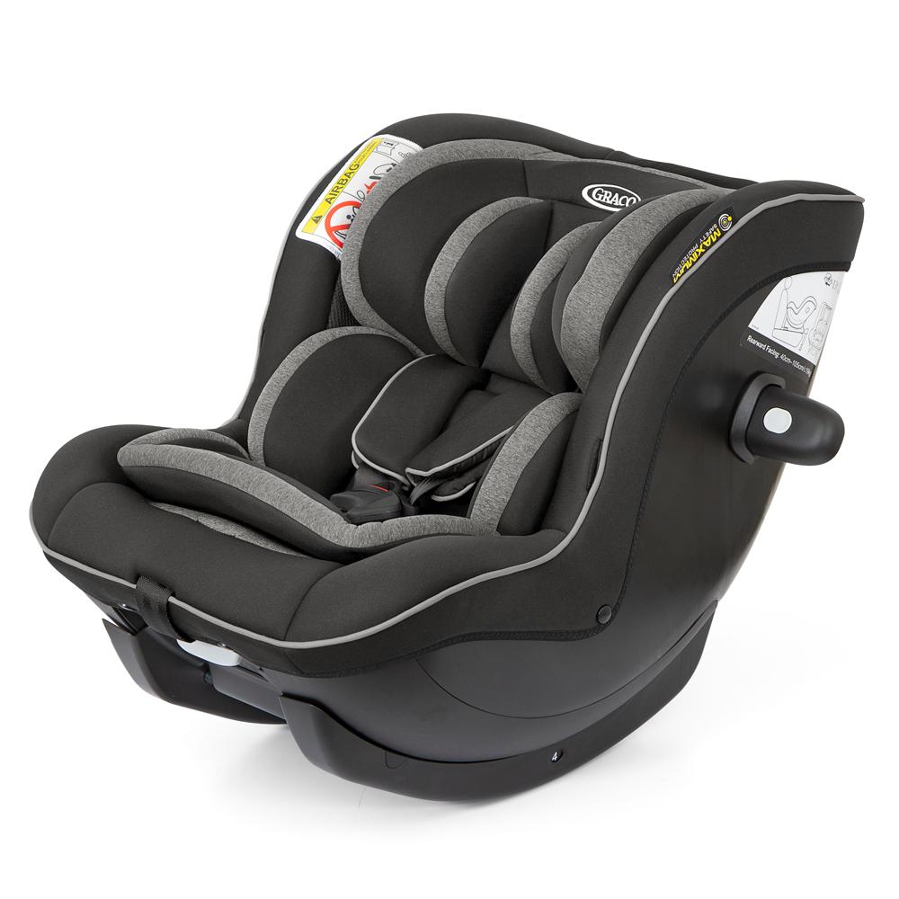 GRACO Scaun auto Graco Ascent i-Size Black