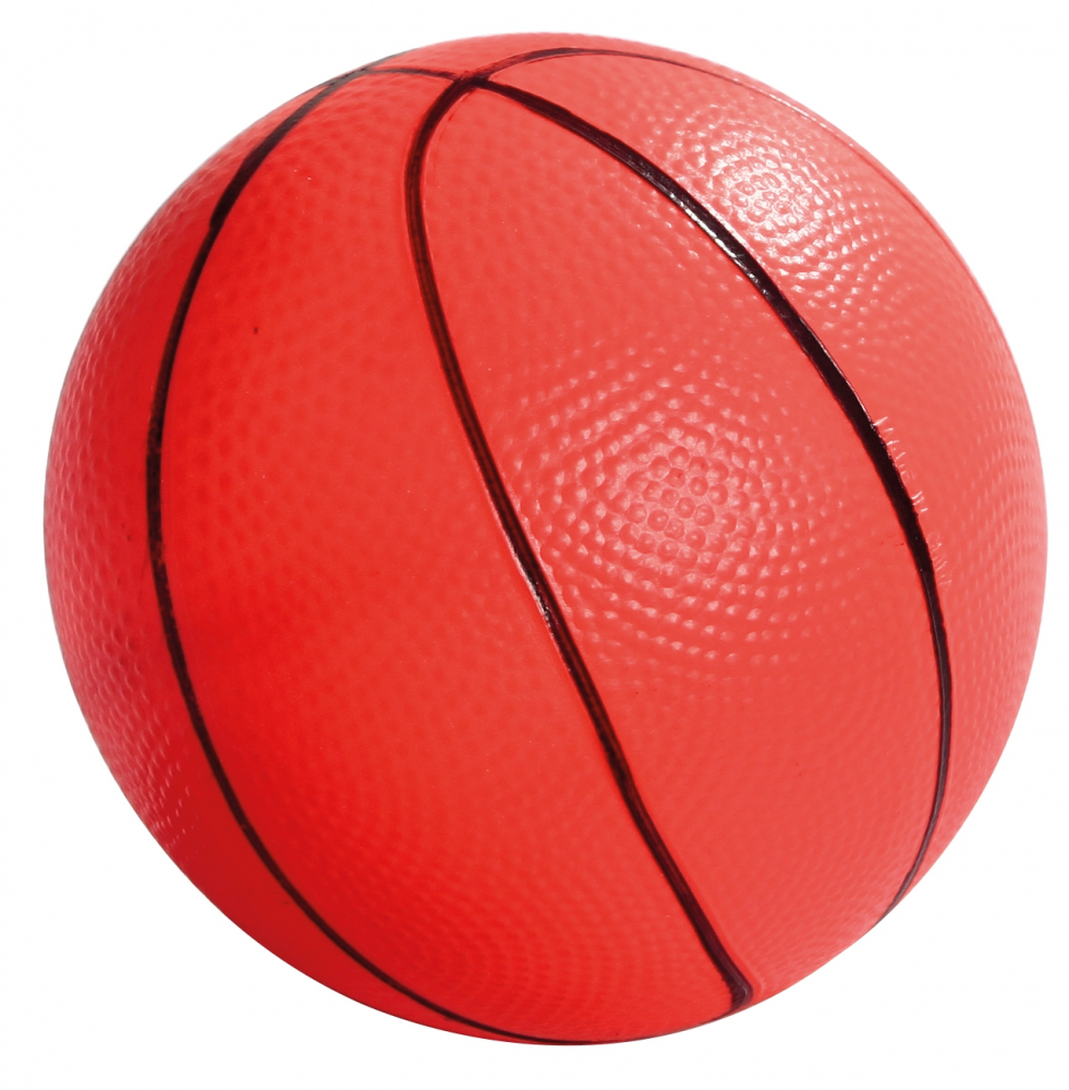Set de 5 mingi pentru tobogan cu cos de baschet - 1