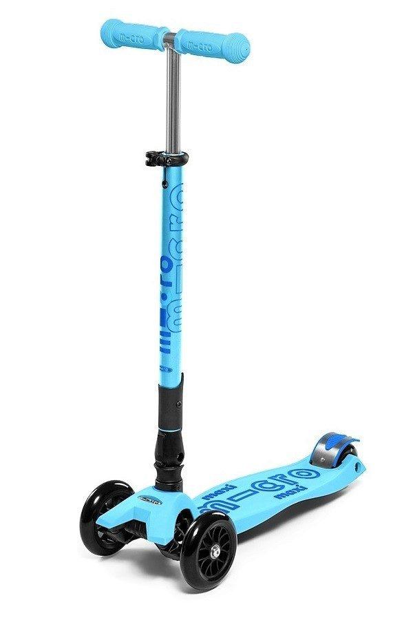 MICRO Trotineta pliabila Maxi Micro Deluxe Bright Blue