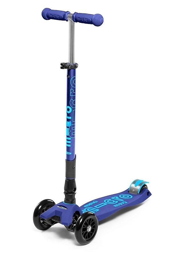 MICRO Trotineta pliabila Maxi Micro Deluxe Navy Blue