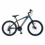 Bicicleta MTB-HT Shimano Tourney TY-300 24 inch Carpat CSC24/99A albastru