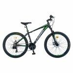 Bicicleta MTB-HT Shimano Tourney TY-300 26 inch Carpat CSC26/99A verde