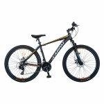 Bicicleta MTB-HT Shimano Tourney TY-300 27.5 inch Carpat CSC27/99A portocaliu