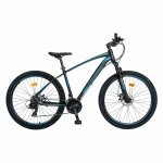 Bicicleta MTB-HT Shimano Tourney TY-300 27.5 inchCarpat CSC27/57C negru/albastru