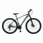 Bicicleta MTB-HT Shimano Tourney TY-300 29 inchCarpat CSC29/57C negru/portocaliu