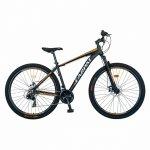 Bicicleta MTB-HT Shimano Tourney TY-300 29 inchCarpat CSC29/99A negru/portocaliu