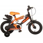 Bicicleta copii Volare Sportivo Portocalie 12 inch cu 2 frane de mana si sticla apa