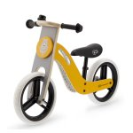 Bicicleta din lemn fara pedale Uniq Honey