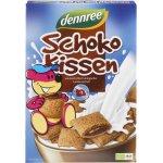 Cereale pernute umplute cu ciocolata bio 375g Dennree