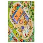 Covor copii & tineret Zootopia Kids multicolor 100x150