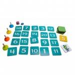 Joc matematic Tinutele crocodilului BS Toys