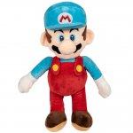 Jucarie din plus Mario Ice sapca bleu Super Mario 36 cm