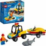 Lego City atv de salvare pe plaja