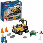 Lego City camion pentru lucrari rutiere