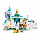 Lego Disney Raya si dragonul Sisu