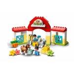 Lego Duplo Grajd pentru cai si ingrijirea poneilor