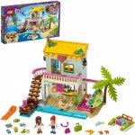 Lego Friends casa de pe plaja