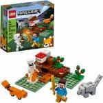 Lego Minecraft aventura din taiga