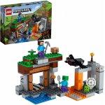 Lego Minecraft mina abandonata