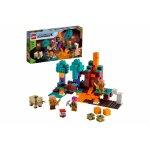 Lego Minecraft padurea deformata