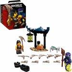 Lego Ninjago set de lupta epica Cole contra razboinicul Fantoma