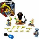 Lego Ninjago set de lupta epica Jay contra Serpentine