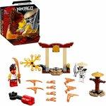 Lego Ninjago set de lupta epica Kai contra Skulkin