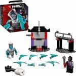Lego Ninjago set de lupta epica zane contra Nindroid