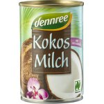 Lapte de cocos bio 400ml Dennree