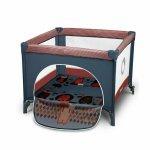 Tarc de joaca Sofie 100 x 100 cm Blue Cobalt Lionelo