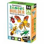 Construieste o insecta Montessori