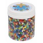 Margele de calcat Hama Midi mix de 52 culori 3000 buc in borcan