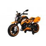 Motocicleta electrica 12V Nichiduta Moto Orange