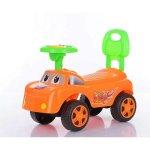Masinuta Ride-On Happy portocaliu