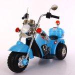 Motor 6V albastru 995
