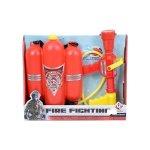 Set joaca Pompierii in actiune