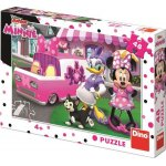 Puzzle Minnie si Daisy 48 piese