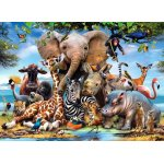 Puzzle Anatolian Africa Smile 1000 piese
