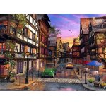 Puzzle Anatolian Colmar Street 1000 piese